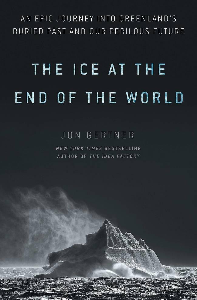 Bestselling Author Jon Gertner to Speak at New Providence Library