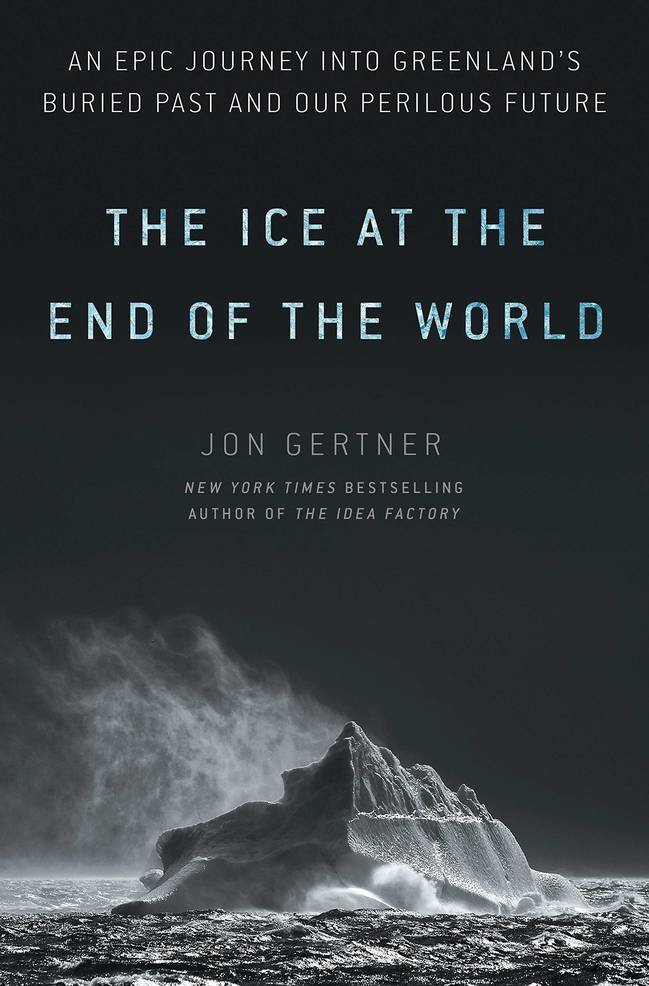 Bestselling Author Jon Gertner to Speak at New Providence Library