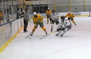 Ice Hockey: Morristown-Beard Outperforms Morris Knolls, 8-3