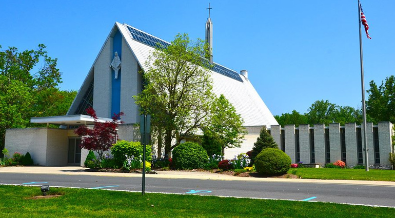 Immaculate Heart of Mary Church in Scotch Plains.