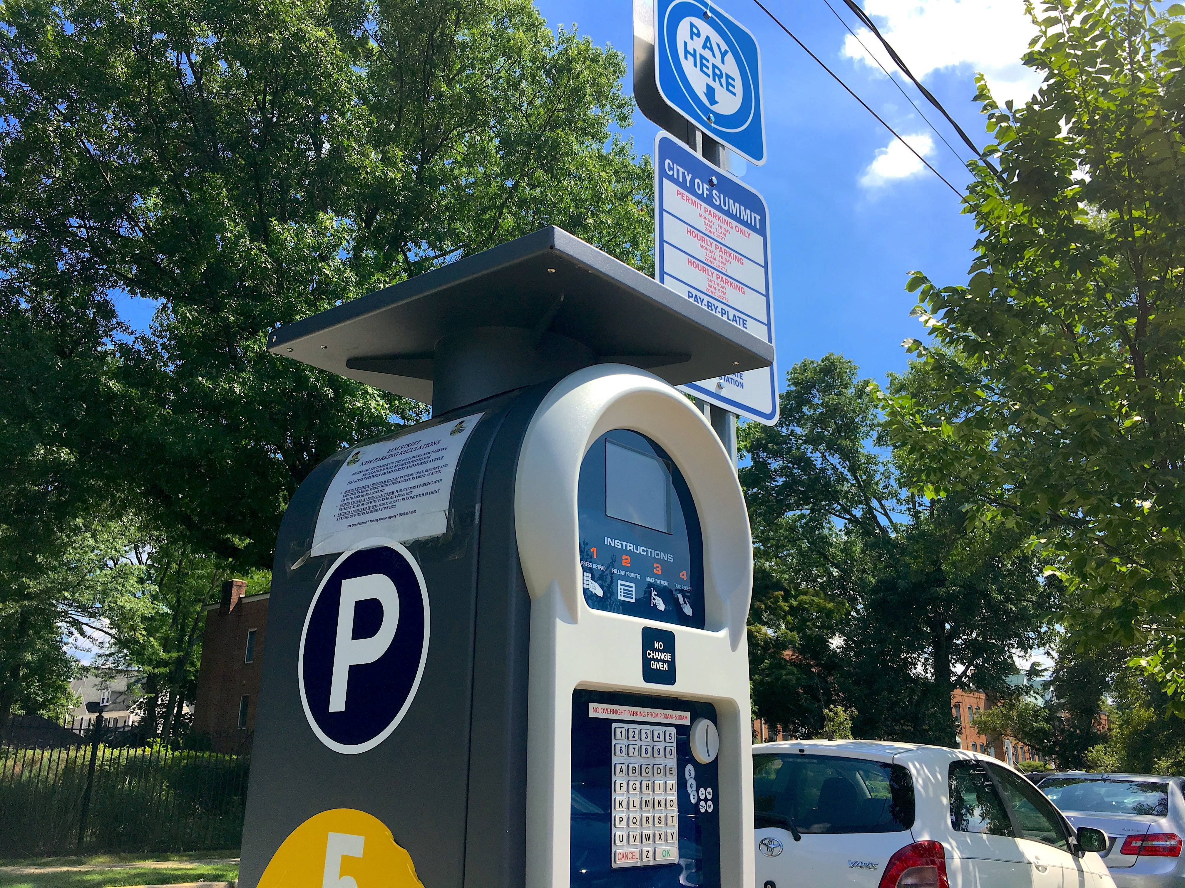 City of Summit Deploys Additional Parking Kiosks at Multiple Downtown, Adjacent Locations