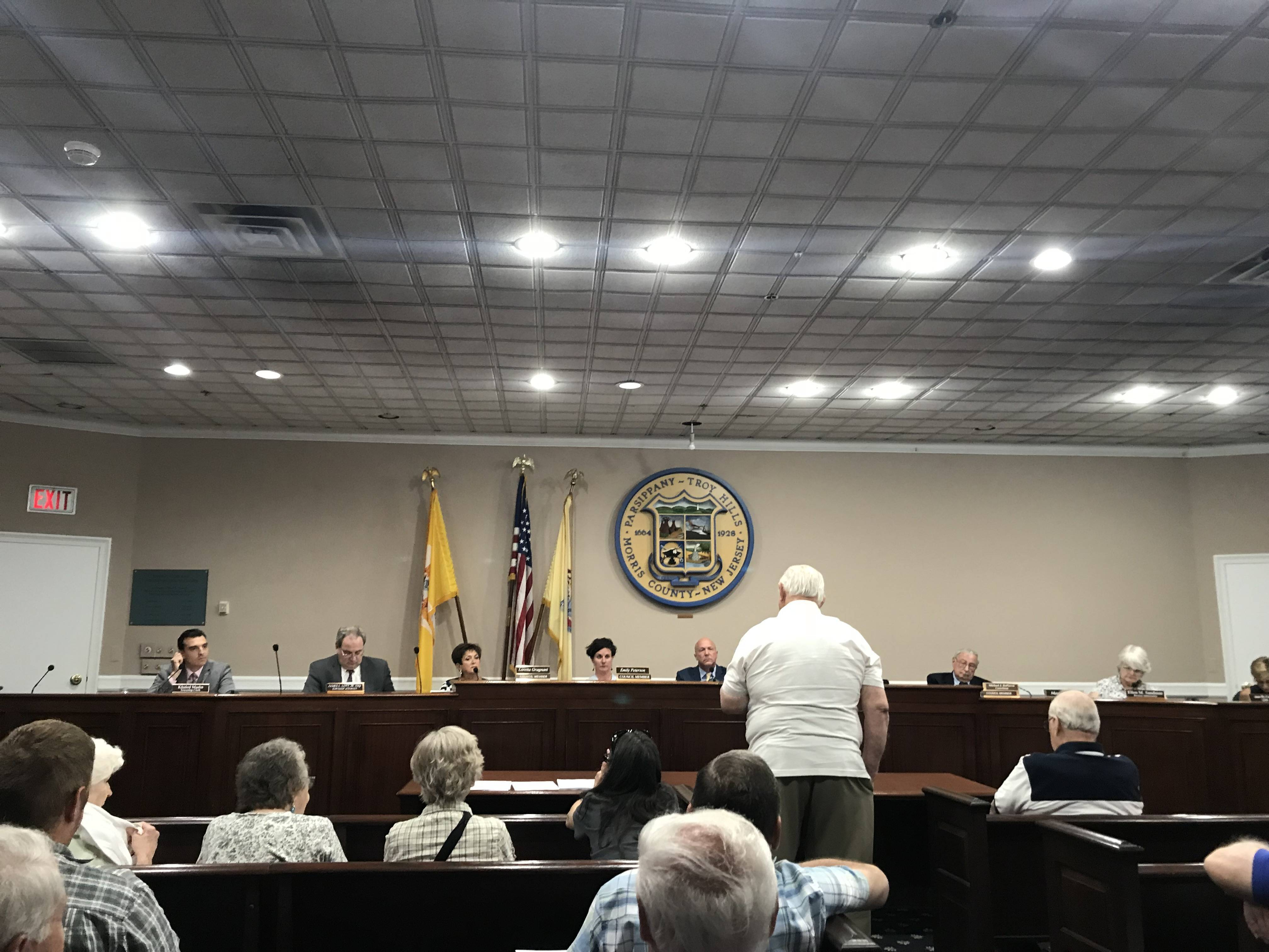 Parsippany-Troy Hills Council