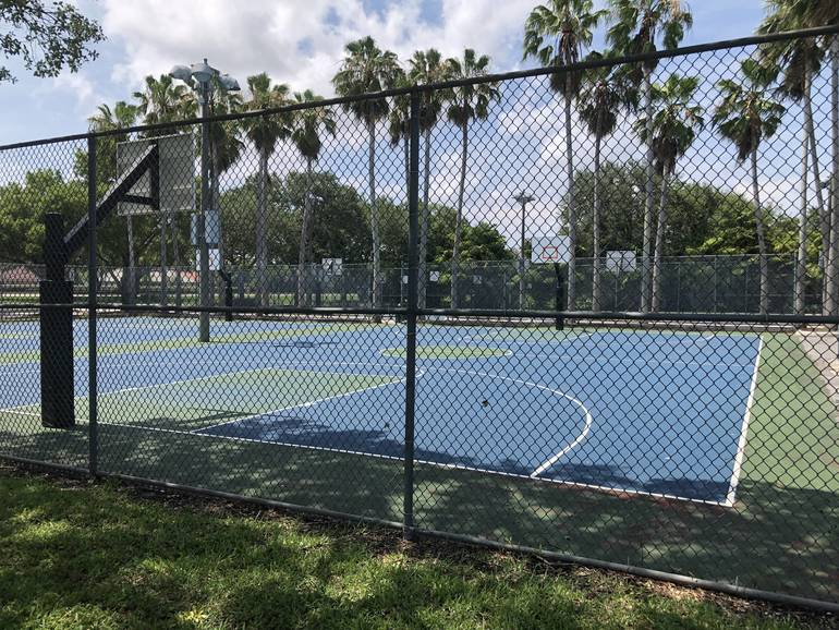 Coral Springs Looks To Replace Basketball Courts And End Fighting and Drug Use