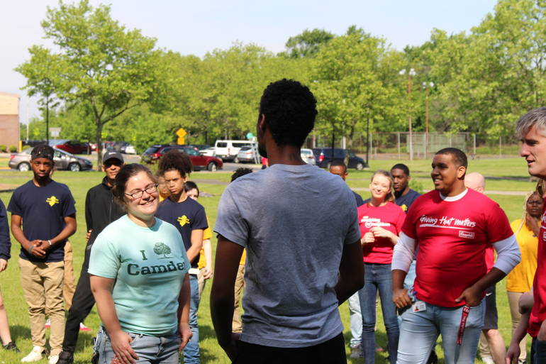 Forest Hill Tree Planting Highlights First of Camden Art Sanctuaries