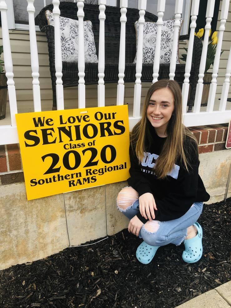 Class of 2020: Kayla Bowker