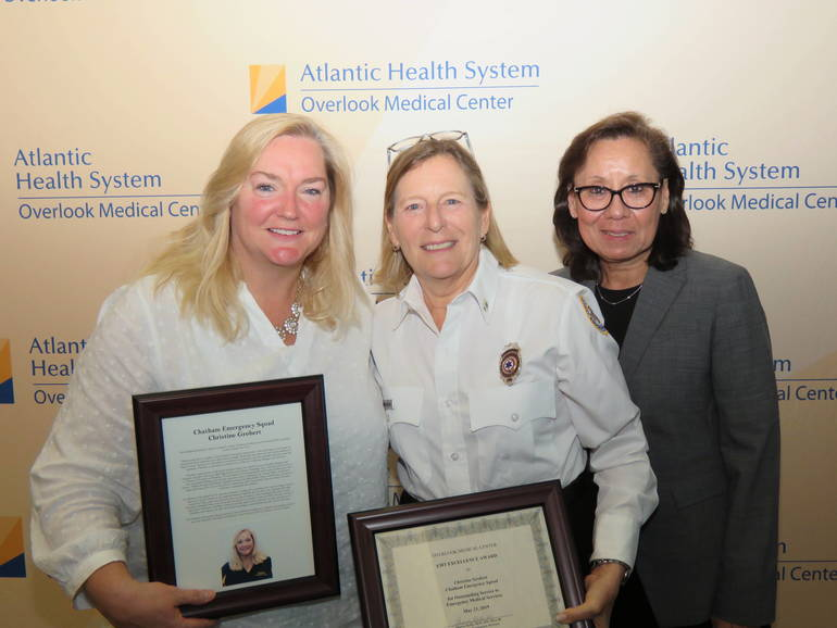 Chatham's Christine Grobert Recognized for Outstanding ...