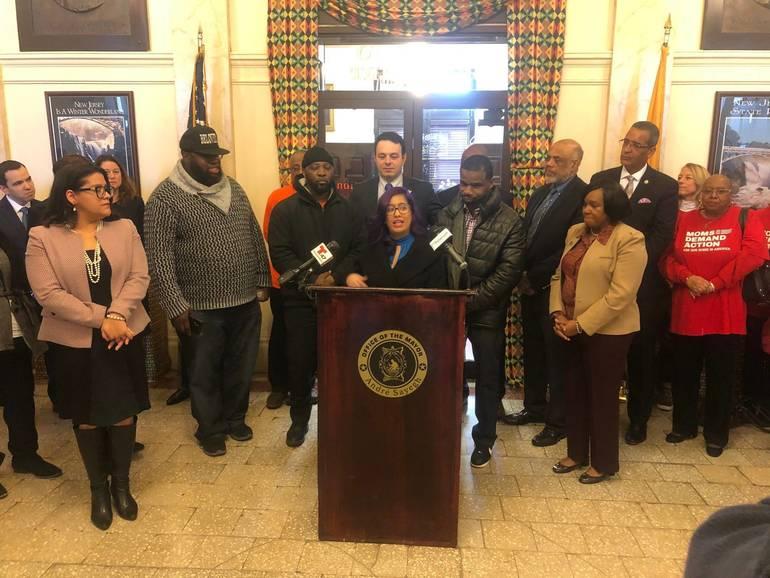 Sayegh Celebrates Launch of Hospital Based Violence Intervention Program