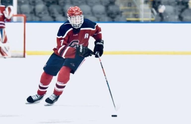 Gov. Livingston Hockey Captain Drew Skatorczak Sets Sights on Kelly Cup