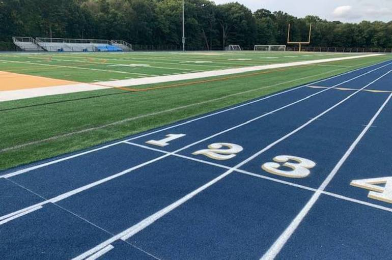 Roxbury High School track