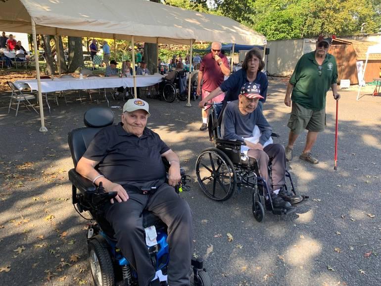 Elks Lodge #2298 Honors Veterans at Annual Family Picnic