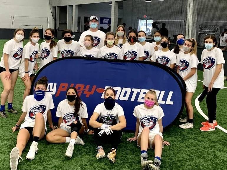 Holmdel Girls Flag Football Creating New Opportunities For Female Athletes