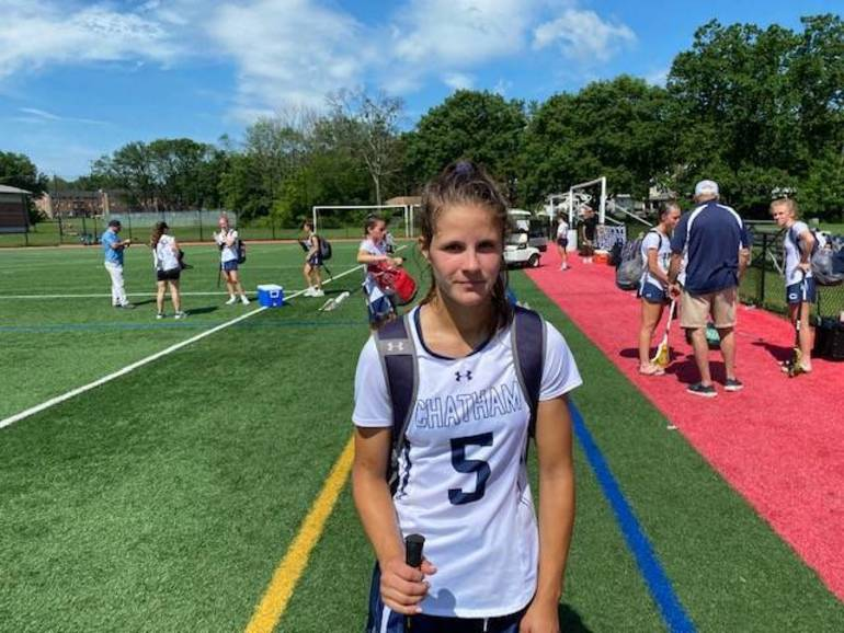 Chatham Girls Lacrosse 'Sweats Out' Semifinal Win vs. Northern Highlands for 13th Straight; Meet Mendham in North Gr. 3 Final