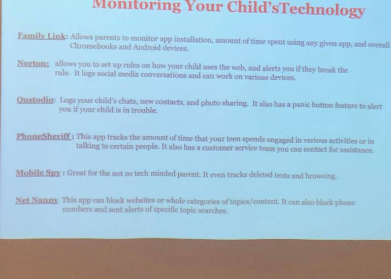 Secret Emoji Meanings, Internet Addiction, Cyber Predators and More -  Parent Palooza 2 Helps Parents Raising Children in the Age of Technology