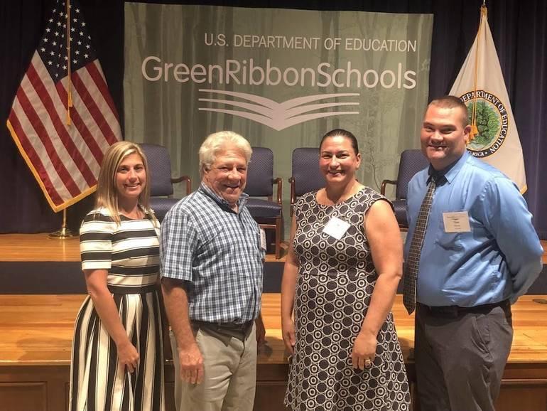 Highland Regional High School Honored Among 2018 U.S. Department of Education Green Ribbon Schools