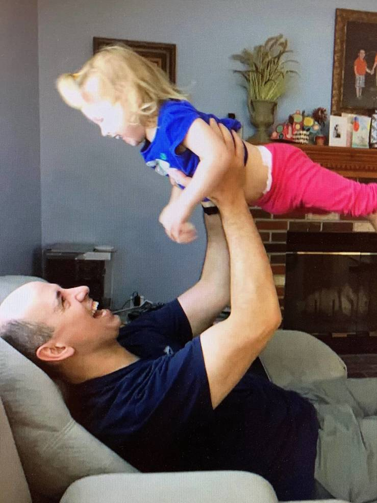 """May 16th: Support the 3rdAnnual Vienna's Day of International SUDC Awareness, """"Dr. Mike Superhero"""" Savino Battled COVID-19 to Continue Legacy for his Daughter"""