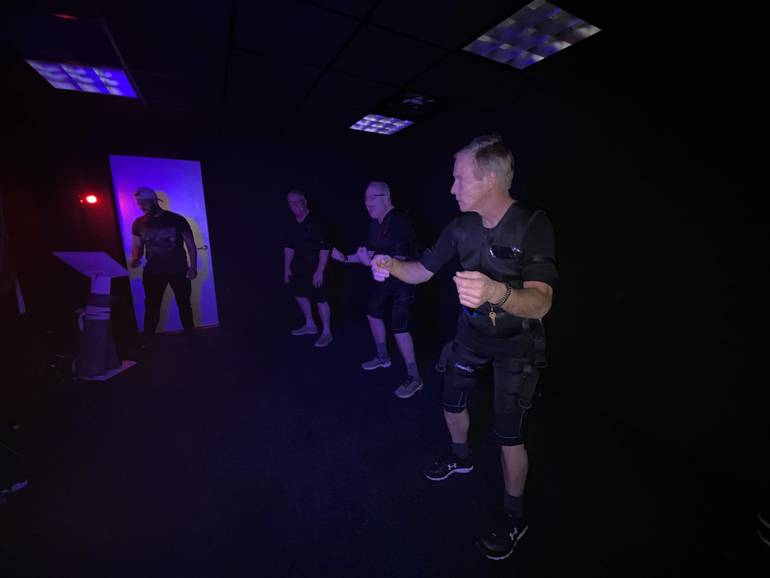 Zap Into Shape with Shock Room Fitness, Newly Opened in New Providence