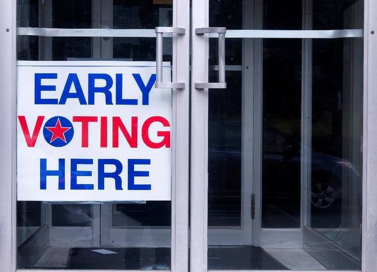 County Sets In-Person Early Voting Sites for General Election