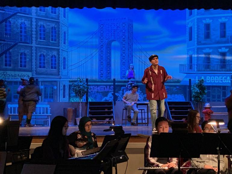 """In The Heights"" - South Plainfield High School Musical To Open This Friday, April 5th"