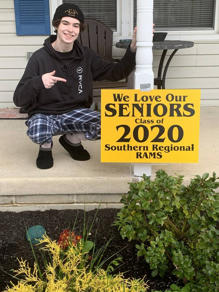 Class of 2020: Joshua Styler
