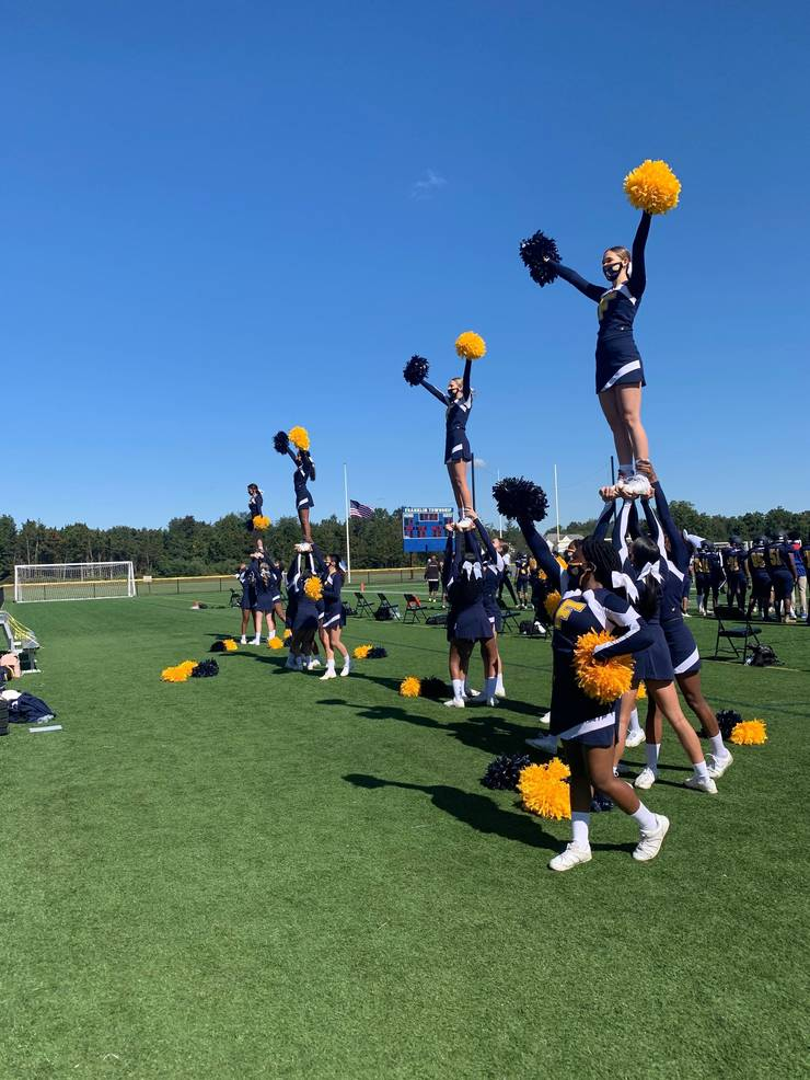 Franklin HS fall sports recap, 2020