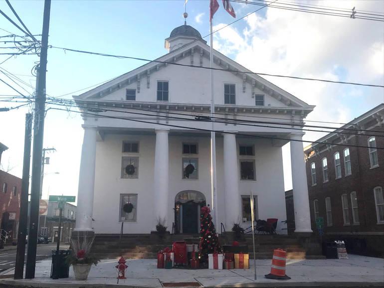Hunterdon County Courthouse