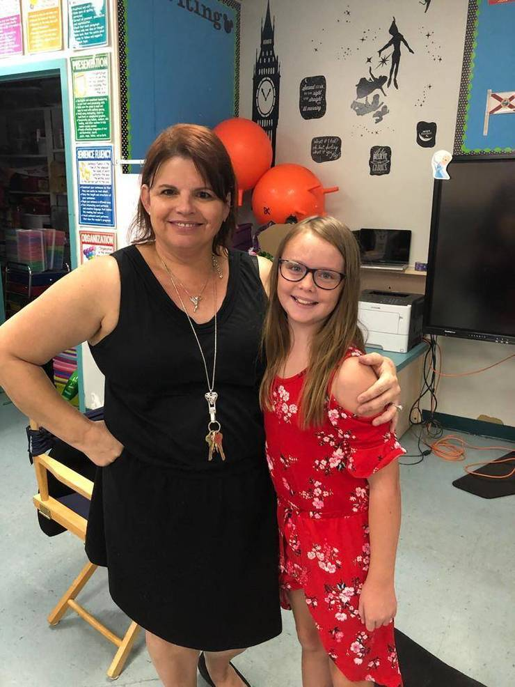Riverglades Instructor Nominated for Gifted Teacher of the Year