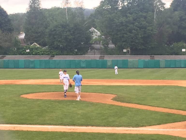 Cooperstown Pitching