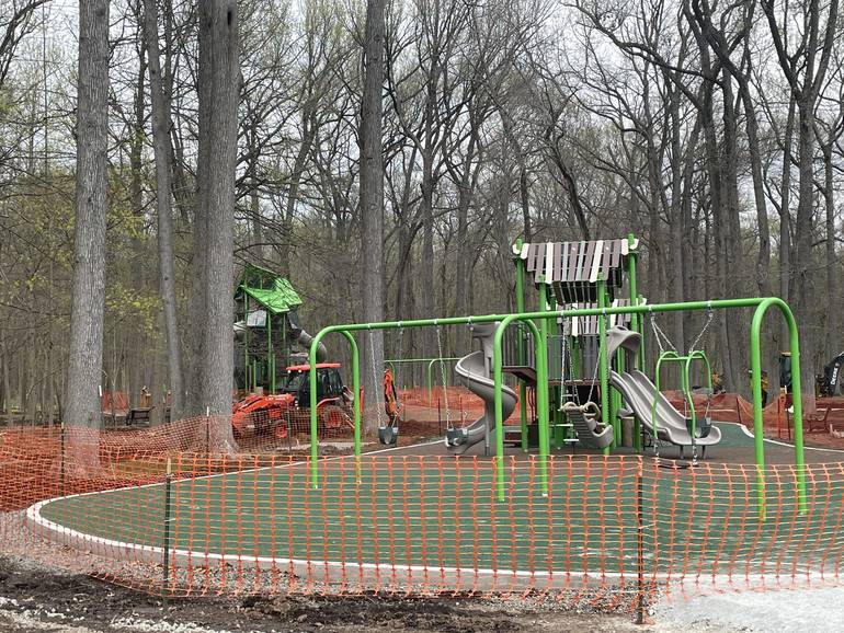 Union County Commissioners to Cut Ribbon on New Playground Facilities at Nomahegan Park in Cranford