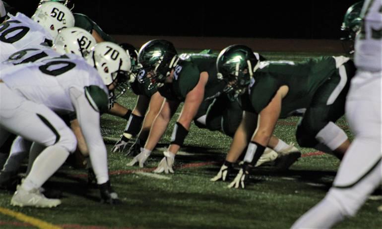 Football: Ridge Concludes Season by Beating Livingston, 44-21