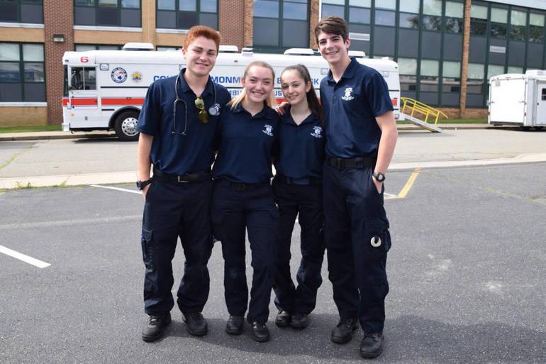 Millburn Teens Work to Provide CPR, Defibrillator Training in Community