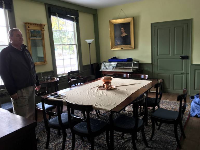 270-Year-Old Colonial Mansion Gets 520K City Renovation