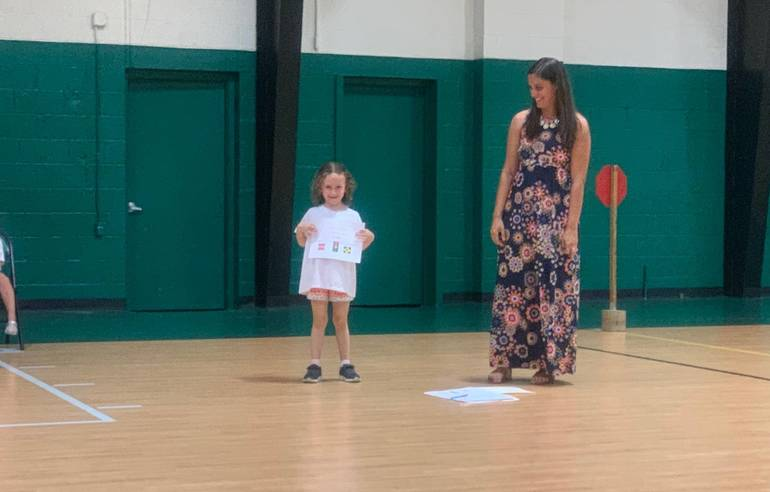 Children Graduate Safety Town With Invaluable Lessons