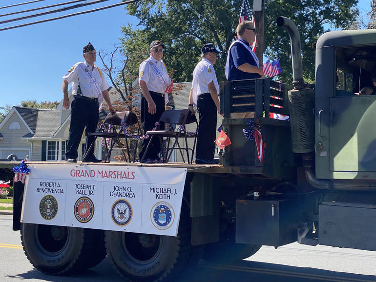 A 'Beautiful Day' for a Parade & South Plainfield's Annual Labor Day Festivities