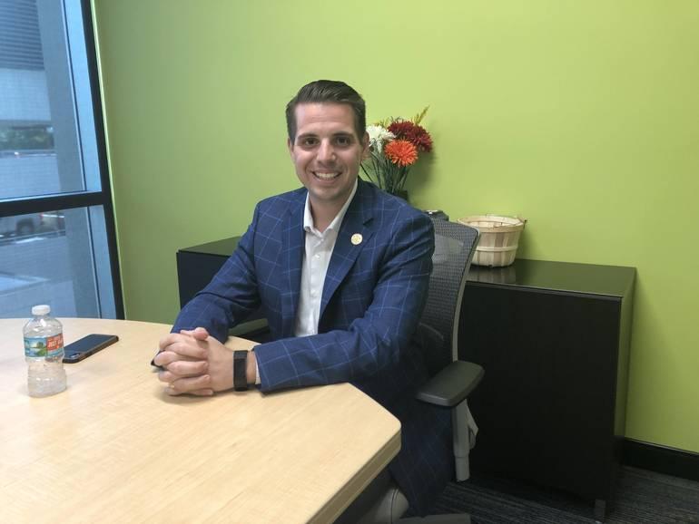 Coral Springs Influencer: Alexander Falcone, Leading Emergency Response to Coronavirus