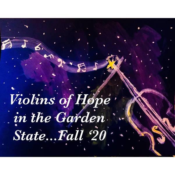 Violins of Hope - New Jersey Logo