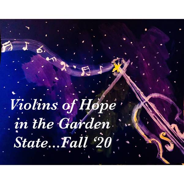 Violins of Hope - New Jersey Logo