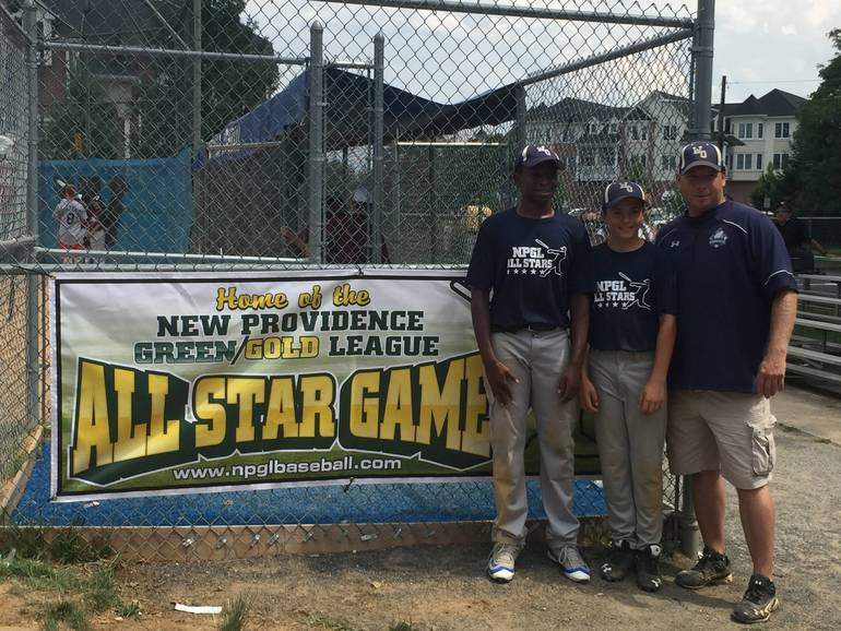 New Providence League All Star Game