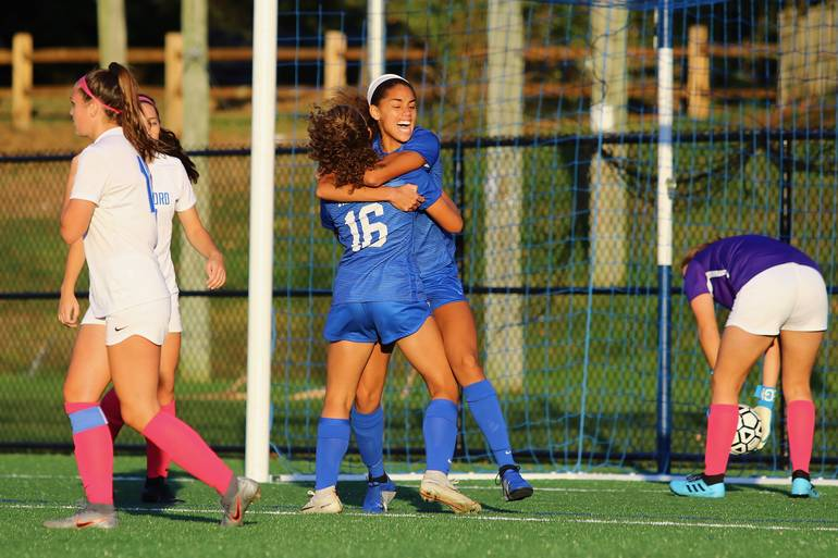 Scotch Plains-Fanwood's Lily Camacho #16