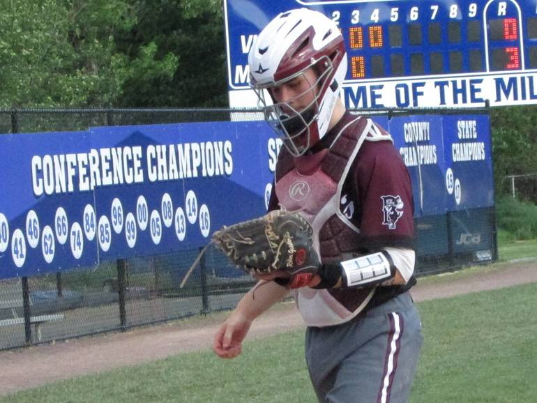 Robert Geisler had three runs batted in for the Bayonne Bees