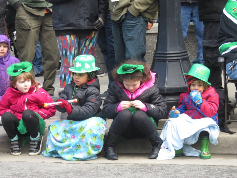 Newton's Annual Sussex County St. Patrick's Day Parade 2019