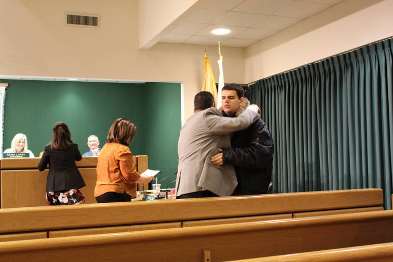 Michael Sciarra Elected by Hawthorne Council to Serve as Ward 3 Interim Councilman