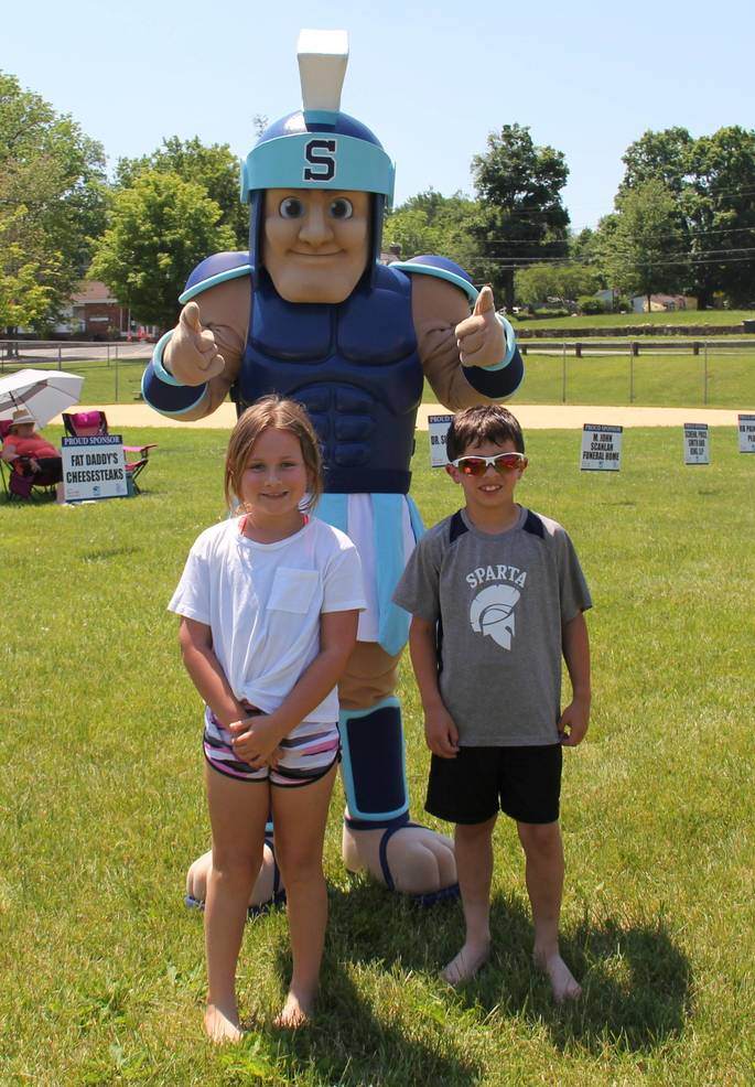 Sparta Education Foundation Held First Cornament