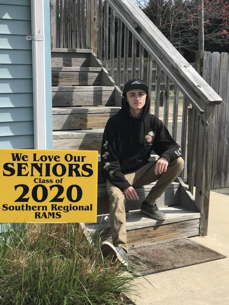 Class of 2020: Brandon Lockwood