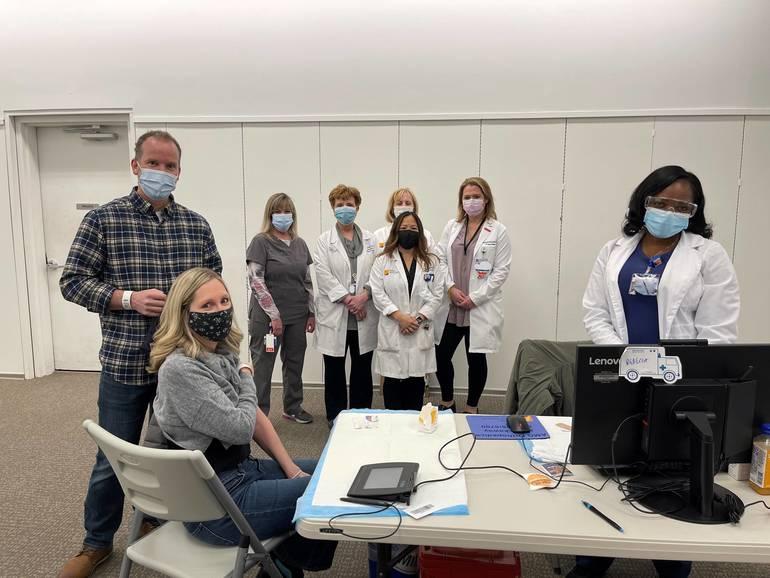 Atlantic Health System Vaccinates More Than 11,000 Teachers Against COVID-19