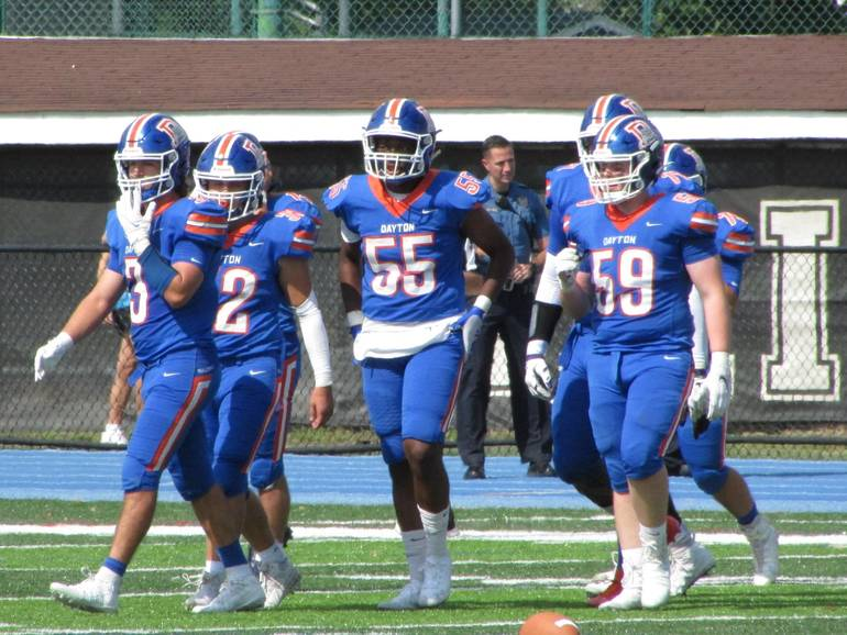 Football: Dayton Looks Forward to First Home Game
