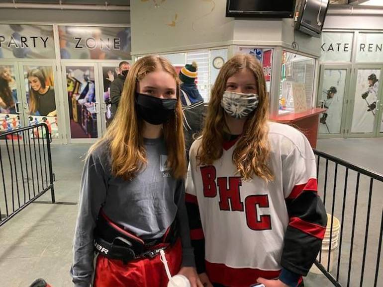 Chatham Girls Ice Hockey Gets Defensive About the 2021 Season; All-time Leading Scorer Coyne Returns with 99 Career Points
