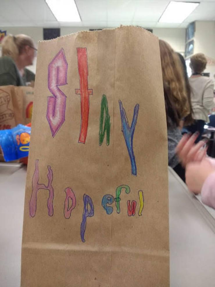 Stay Hopeful!