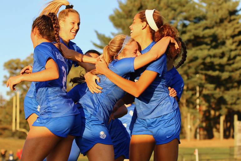 Scotch Plains-Fanwood celebrates around Corinne Lyght #6