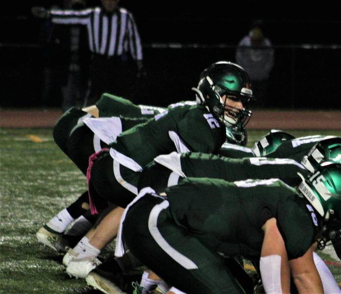 Football Player Michael Olivo Named Valairco Heating & Cooling Ridge Athlete of the Week