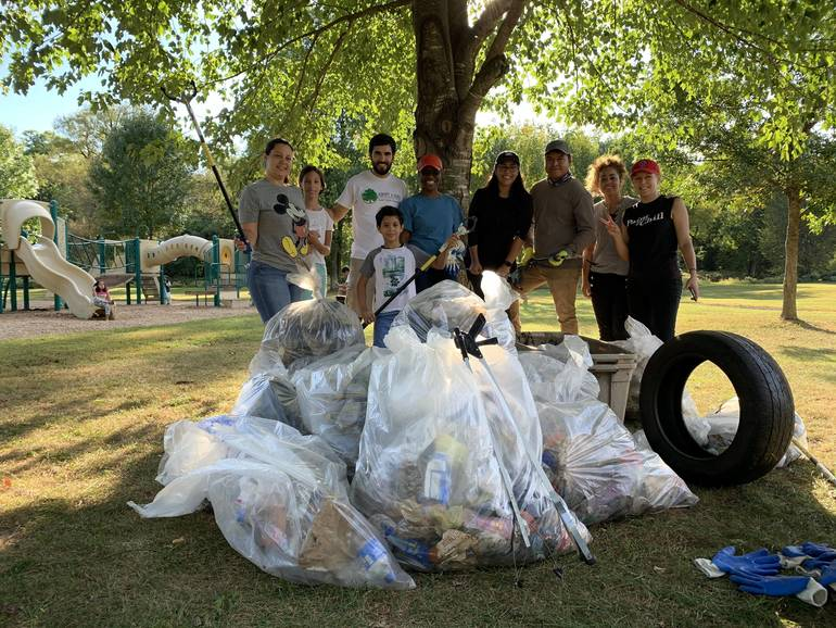 Rutgers Avenue Park Clean Up #5
